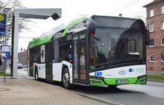 Nowy Urbino Electric buses