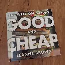 Good and Cheap by Leanne Brown, pdf download, free