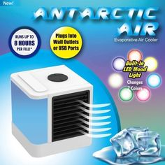 cf771f43030 Air Cooler Fan Personal Space Air Cooler Portable USB Air Conditioner  Office  shop  store