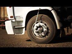Paixão por caminhão: Pé na estrada