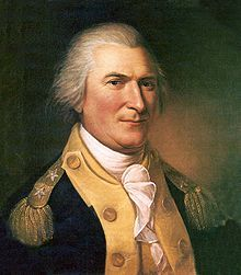 Arthur St. Clair (March 23, 1737[1] [O.S. 1736]– August 31, 1818) was an American soldier and politician. After the war, he served as the 7th President of the Continental Congress, which during his term passed the Northwest Ordinance. He was then made governor of the Northwest Territory in 1788, and then the portion that would become Ohio in 1800. Politically out-of-step with the Jefferson administration, he was replaced as governor in 1802.