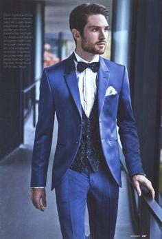 Carlo Pignatelli featured on Hochzeit Magazin - 01/2016