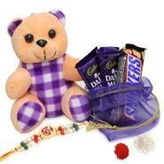 Classy Gift Pack and rakhi gifts hamper