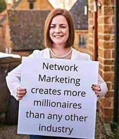 Network Marketing is the Future!!