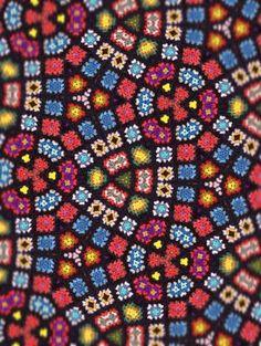 Marisa Ramirez - crochet - just gorgeous!