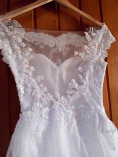 Modelagem do Vestuário: Um lindo vestido de noiva!