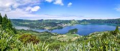 "São Miguel in the Azores is often called ""the green island"" because of the flora that covers it. Get some tips for what to see and do on São Miguel. Highlights, Maine, Portugal, Flora, Island, Water, Outdoor, Tips, St Michael"