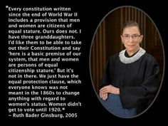 Justice Ruth Bader Ginsburg  Notorious RBG People Men - What does shut the front door mean