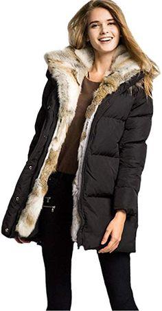 100% Quality 2018 New Sexemara Girls Fashion High Street Style Fuzzy Faux Fur Hooded Oversized Demin Parkas Coat Cashmere Jacket Korean Style Jackets & Coats