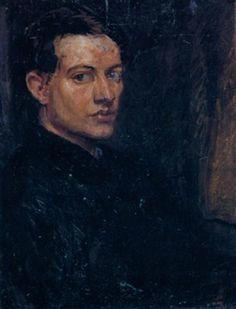 ✽ self portrait - duncan grant