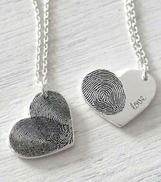 How to make fingerprint jewelry free tutorial do it yourself more information solutioingenieria Gallery