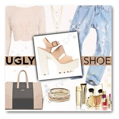 """Ugly (but Chic) Shoes"" by matildiwinky ❤ liked on Polyvore featuring Coast and Kendra Scott"
