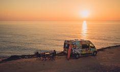Indie Campers road trip, Portugal