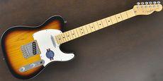 FENDER / American Standard Telecaster 2-Color Sunburst Guitar Free Shipping! δ