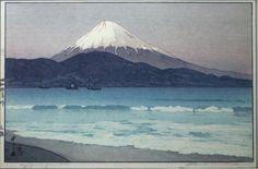 Hiroshi Yoshida Mt. Fuji from Mido