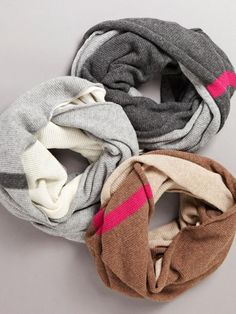 Eternity scarves