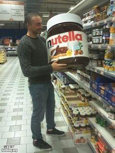 Nutella bizitza osorako