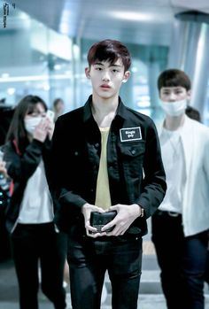 Winwin from NCT127. <3 He looks so handsome.
