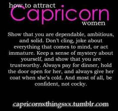 Discover and share Capricorn Girl Quotes. Explore our collection of motivational and famous quotes by authors you know and love. Zodiac Capricorn, Capricorn Quotes, Zodiac Signs Capricorn, Capricorn And Aquarius, Zodiac Love, My Zodiac Sign, Capricorn Female, Zodiac Facts, Capricorn Season
