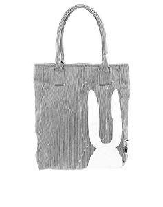 Peter Jensen Silhouette Rabbit Tote Bag