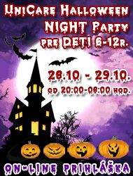 UniCare Halloween NIGHT Party
