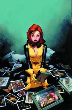 Marvel Girl by Stuart Immonen