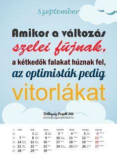 Boldogság Projekt: Motivációs naptár 2015 http://boldogsagprojekt365.hu