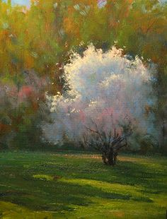 Soft & Fluffy by Mark Saenger Oil ~ 14 x 11