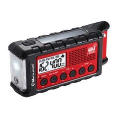 Midland ER310 Emergency Crank Radio w/AM/FM/Weather Alert