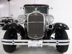 1931 FORD MODEL A RUMBLE SEAT SPORT COUPE — Daniel Schmitt & Company
