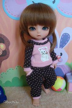.Winnie on Aquarius Doll