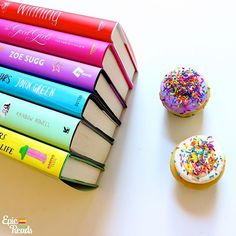 I want to read a book that will make me so happy and leave me with a big smile…