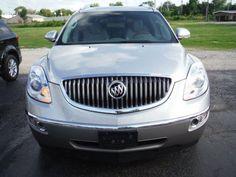 2010 Buick Enclave, 56,900 miles, $22,995.
