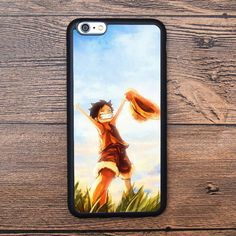 Very happy Luffy Case For IPhone