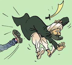 Kick Islam out of America!!