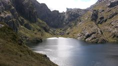 Routeburn Track, New Zealand in HD