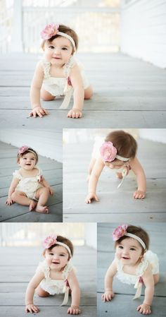 Janell Corrine Photography | 2013 Portraits | 9 months old | Michigan