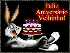 Feliz Aniversário Velhinho