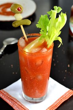 Chipotle Bloody Marys from @Erica {Coffee & Quinoa}