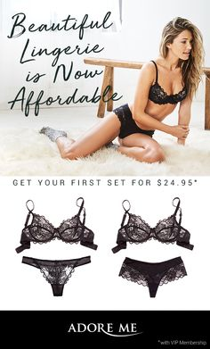 33c7475d44c Sign up to shop chic bra and panty sets