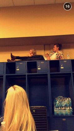 Harry on lou teasdales snapchat with lux