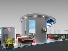 Exhibition stands – design and building