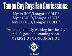 Tampa Bay Rays Fan Confession #65