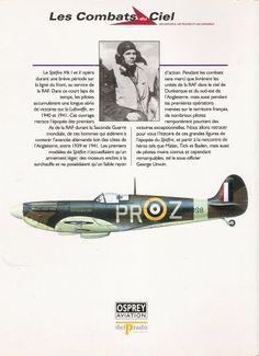 Le légendaire Spitfire Mk I/II http://maquettes-avions.hautetfort.com/archive/2011/03/05/les-combats-du-ciel.html