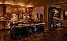 Kitchen, Natural & Warm, Photo 34 - KraftMaid Photo Gallery