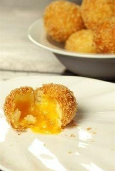 Potato and Cheese Scones