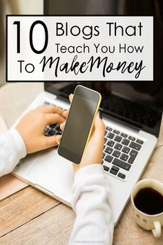 10 Blogs That Teach You How to Make Money via @NatalieRBacon