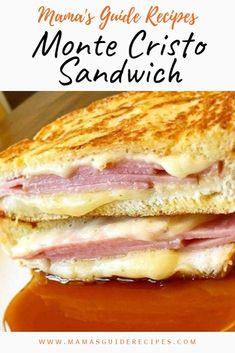 Gourmet Sandwiches, Sandwich Bar, Healthy Sandwiches, Sandwiches For Lunch, Soup And Sandwich, Simple Sandwich Recipes, Breakfast Sandwich Recipes, Ham Cheese Sandwiches, Panini Sandwich Recipes