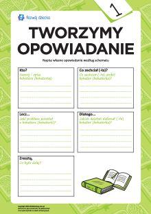 Polish Language, Worksheets, Hand Lettering, Bullet Journal, Education, Literatura, Handwriting, Literacy Centers, Onderwijs
