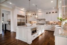 """View this Great Traditional Kitchen in Westport, CT. The home was built in 2015 and is 8381 square feet. Discover & browse thousands of other home design ideas on Zillow Digs."""